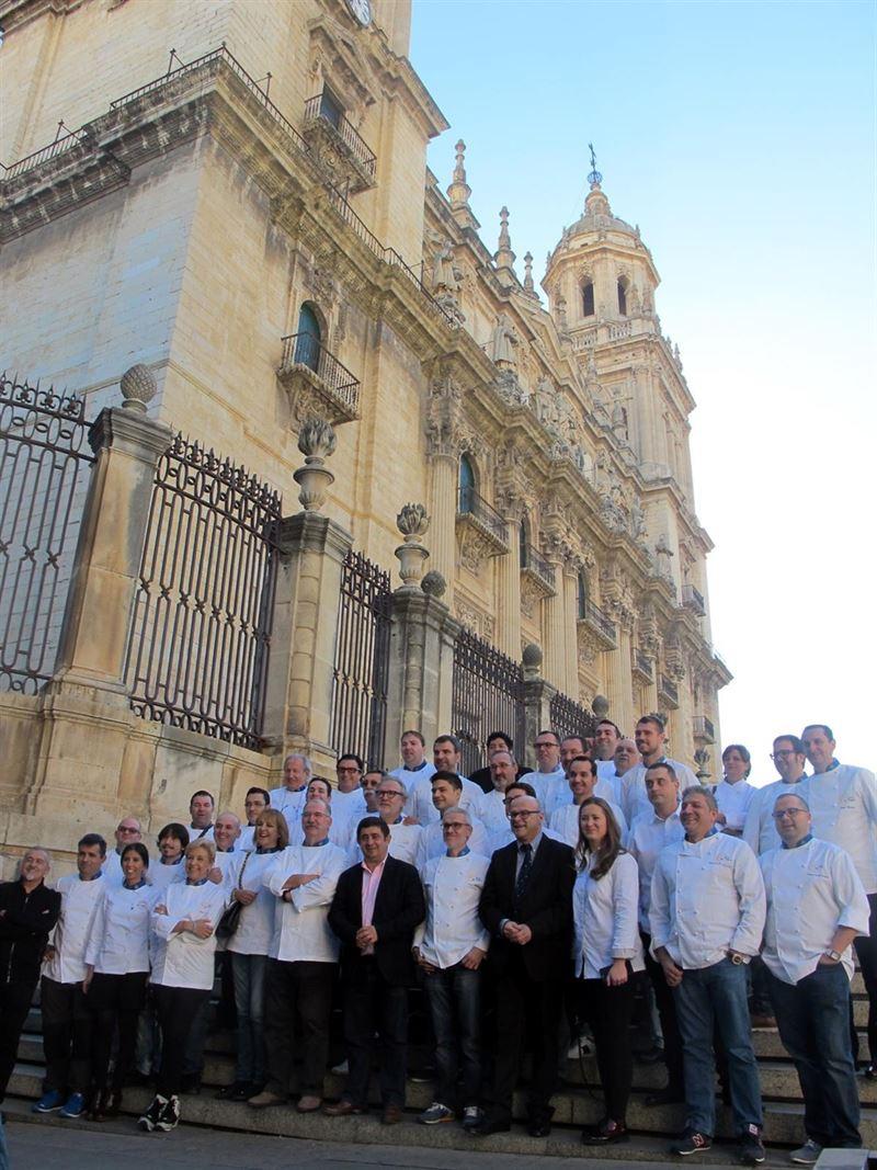 Luis Portillo asiste a la 6 Asamblea Euro-Toques Andalucía