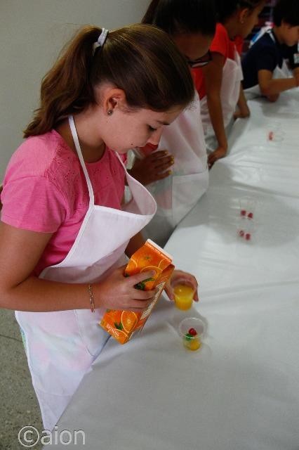 Curso de verano infantil para enseñar a los más pequeños la pasión por cocinar