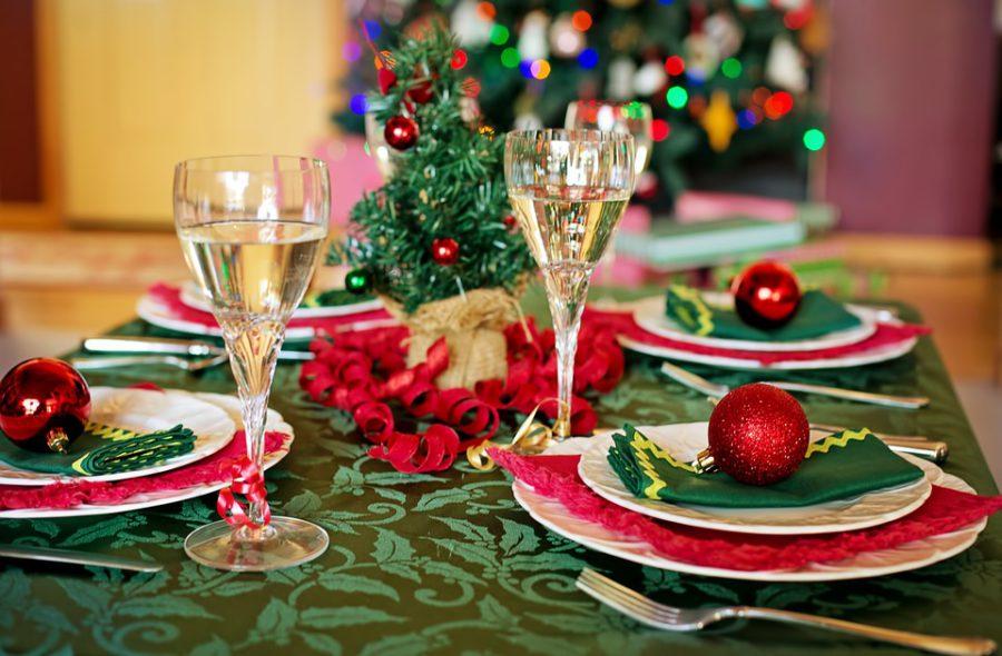 ¿Pensando en la comida de Navidad con familia y amigos?